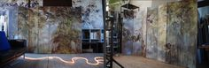CLAIRE BASLER Peinture 096  This is so gorgeous