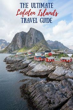 This Lofoten Islands travel guide covers tips on the best way to get to the islands, where to stay, the top places to see, what to pack and more! Italy Travel Tips, Rome Travel, Travel Abroad, Travel Destinations, Travel List, Travel Deals, Travel Advice, Travel Guides, Travel Hacks