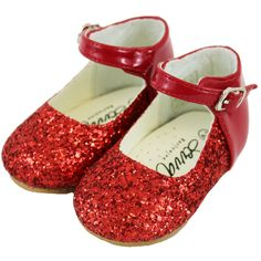 Baby Babies Infants Girls Patent Hard Sole Shoes Shoe Party Red Pink Cream White
