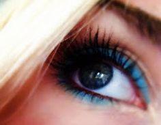 Summer turquoise eye (@Tiffany D)
