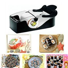 Magic Kitchen Gadgets Perfect Easy Roll Sushi Maker Machine *** Click image for more details.