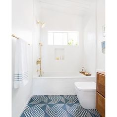 Guest Bathroom Reveal - Emily Henderson - my favorite design crush