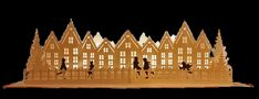 This gorgeous skating scene is goin to set anyone in the festive mood this Christmas It has 5 layers 2 rows of buildings a fence  then the skaters and then another fence  It also has vellum for one of the building layers which just glues to the back of the first building layer to give a great festive glow effect  Once the card scene is made it will fold to A5 so it can be posted if you can bare to part with it as a greetings card  Please note.. All our files are the copyright of SVG HUT and…