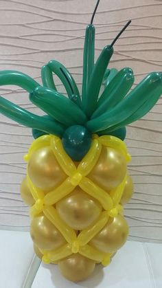 Cny pineapple balloon