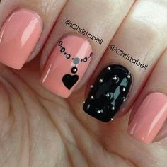 Valentine's Day Nails - 65 Best Valentine's Day Nail Art - Best Nail Art