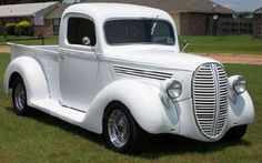 1938-1939 Ford Pickup