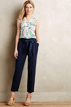 South Coast Joggers - anthropologie.com
