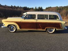 '53 Ford Mainline Ranch Wagon