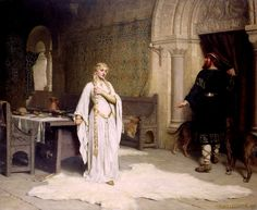 EDMUND BLAIR LEIGHTON (1853-1922)