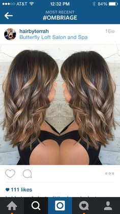 Lighter Brighter: A Closer Look at Balayage, Ombriage, Sombre and Babylights | Modern Salon
