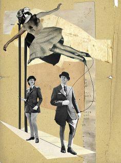 Catwalk by Franz Falckenhaus