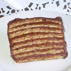 14 Delightful Serbian Desserts: Serbian Reform Torte Recipe - Reforma Torta