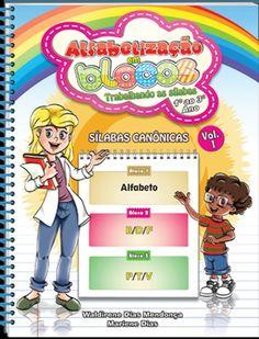 coleção alfabetização em blocos 1 ao 3 ano