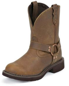 Justin Women's Bay Apache Harness Boot Boot - L9992, $80.95 @ Country Outfitter