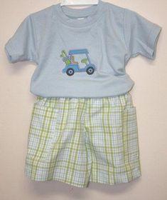291439 Baby Golf Clothes Baby Boy Golf Baby Golf by ZuliKids 897e5ba80925d