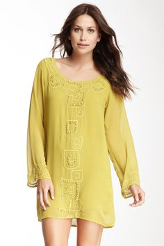 Beaded Embroidered Tunic