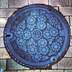 manhole cover   japan