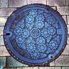 manhole cover | japan