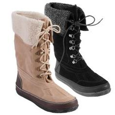 @Overstock - Whether you are a city girl or a country girl, you will want these stylish lace-up boots. The lace-up design expands the boots to fit your legs, and you can wear the boots in a variety of ways, including over straight leg jeans and under dresses.http://www.overstock.com/Clothing-Shoes/Journee-Collection-Womens-Price-12-Plush-Trim-Lace-up-Boot/6157303/product.html?CID=214117 $28.79
