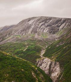 Cliff of Norway - A pilgrims walk in Norway Trondheim, Pilgrims, Oslo, Cliff, Denmark, Norway, Grand Canyon, My Photos, Mountains
