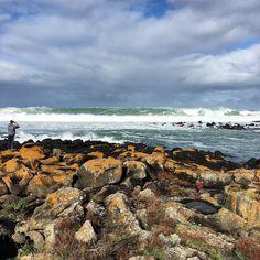 7 meter waves at Port Fairy Victoria...largest barrels locals have seen in a long time!  #australia #aussielife #greatoceanroad #surfsup #victoria #rtwtrek #roadtrip #travelaustralia #travel #awesome #beautifulday #waves #jubilacion #letsrock #letssurf #stormy #nature #wanderlust #melbourne #tgiw #portfairy #nature #barrels #ocean by flipsidetreks