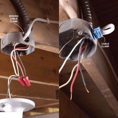 Home Electrical Wiring, Electrical Projects, Electrical Safety, Electrical Installation, Solar Projects, Outdoor Security Lights, Simple Circuit, House Wiring, Lamp Cord