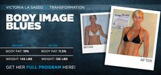 Bodybuilding.com - Body Transformation: Body Image Blues. Follow her diet and training program here.