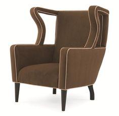 17. Century Alifair Chair (plus ottoman), Approximately $3000 - $5000