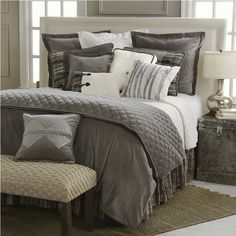 HiEnd Accents Whistler Bedding Collection