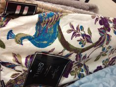 Peacock throw for bedroom!!!