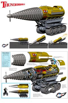 Thunderbirds The classic mole.jpg 787×1,181 ピクセル