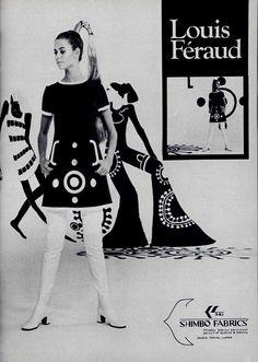 Louis Féraud,, 1969
