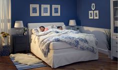 OMG MY DREAM BEDROOM. --- Drift off to dreamland. We all know how important it is to get a comfortable night's sleep. And much of that depends on the quality of your mattress. Our range has different materials and firmness levels to help you find the best choice for night after night of comfort.