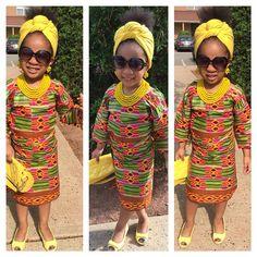 Creative Iro and Buba Style for Children - http://www.dezangozone.com/2015/12/creative-iro-and-buba-style-for-children.html DeZango Fashion Zone