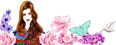 Illustration commissioned by the beautiful and lovely Ingrid Holm of Stylista