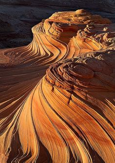 Sandstone Waves in Coyote Buttes, Northern Arizona, USA