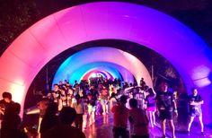 Pusat Jual, Produksi Balon Untuk acara Electro Run, Glow run atap Electric Run seperti Balon Gate, Balon Light, Balon LED dan…