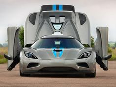 The Koenigsegg Agera was first unveiled at the 2011 Geneva Motor Show by the Swedish car manufacturer. The car has gone through a four models since it launch and is one of the fastest production cars in the world. The Koenigsegg Agera is powered by a 5 Litre twin turbo V8 engine that delivers an incredible 1000 kW (1,341 hp) of power. The engine is rear mid mounted and delivers the power to the rear wheels through a... FULL ARTICLE…