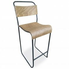 French Vintage Bistro Chair A