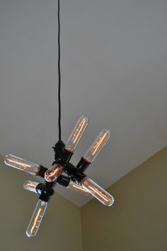 Socket chandelier, $99