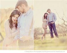 I Heart Faces Valentine Engagement Photo Session Inspiration