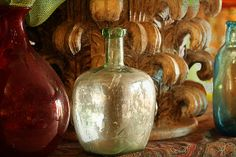 Old Glassware Photograph by Terry Fleckney - Old Glassware Fine Art Prints and Posters for Sale fineartamerica.com
