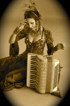 I really want to learn some accordion for an act.