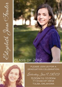 make the most of your virtual high school graduation announcements