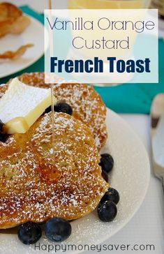 love that I can make a big batch of this french toast and keep it in ...