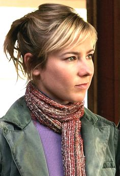 Traylor Howard/Natalie Teeger. Love her style.