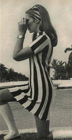 Stripes 1960's