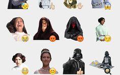 Star Wars Stickers Set | Telegram Stickers