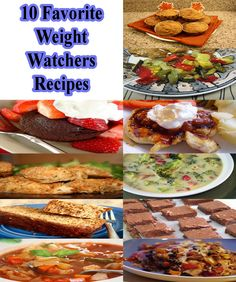 10 Favorite Weight Watchers Recipes