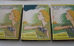Janet Aldridge MEADOW BROOK GIRLS Book Set